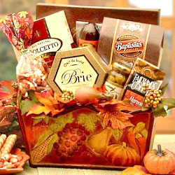 Fall Gift Basket Deluxe