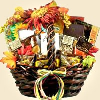 Fall Food Baskets