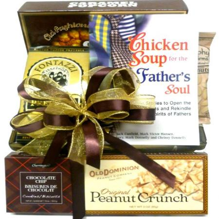 Celebrate Dad Gift Basket