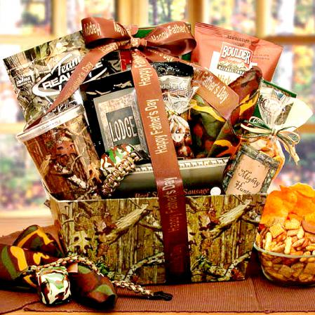 Father's Day Camo Gift, Hunter Gift Set For Dad