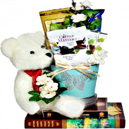Send Beary Best Wishes, Adorable Teddy Bear Gift Baskets & Gifts