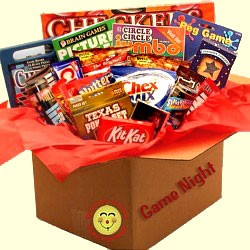 Family Game Night Gift Package