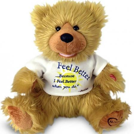 Noah Get Well Soon Bear