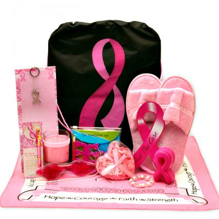 cancer gift basket