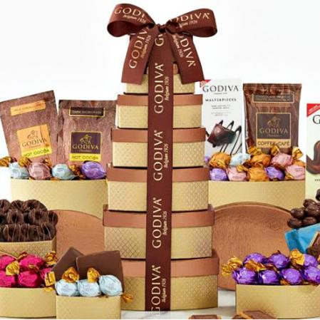 Godiva Chocolate Favorites