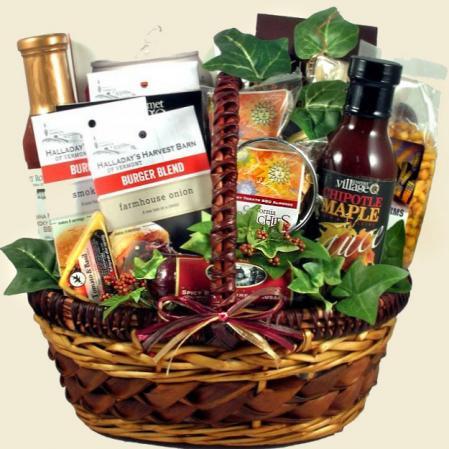 Grilling King Gift Basket