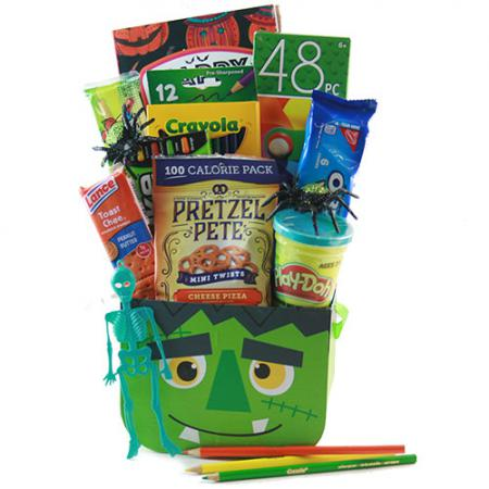 Halloween care package by mail