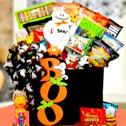 Halloween Mr Boo Gift Box