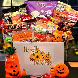 Halloween Package For Delivery