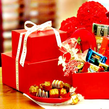 Chocolate gifts box