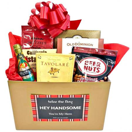 handsome gift box for dad