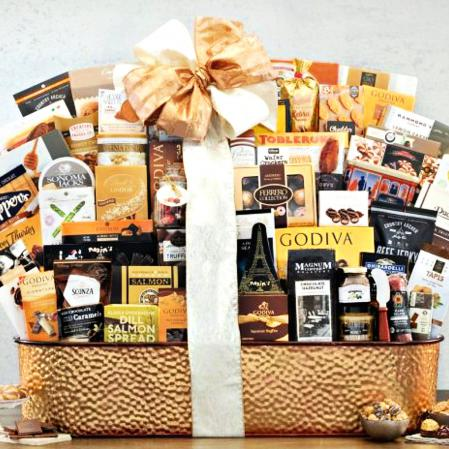 Extravaganza Crowd Pleaser Gourmet Gift Basket