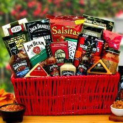 Jim Jack Grilling Gift Basket