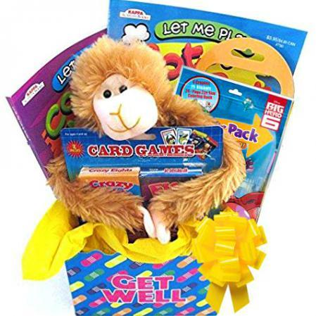 feel better gift box kids