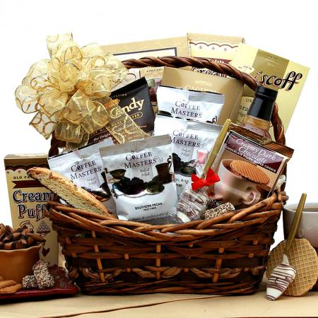 Everything Coffee, The Coffee Lover's Gift Basket