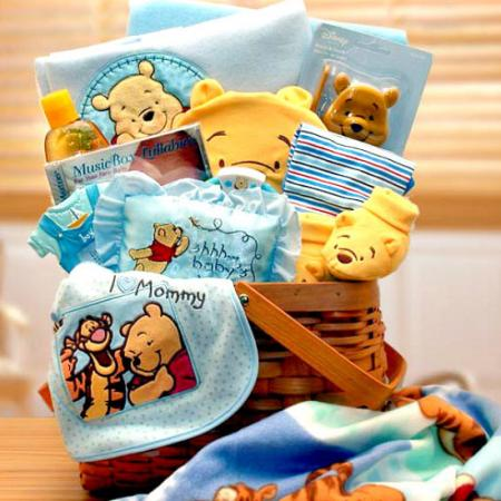 Winnie the Pooh for Baby