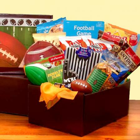 The Football Fan Gift Box