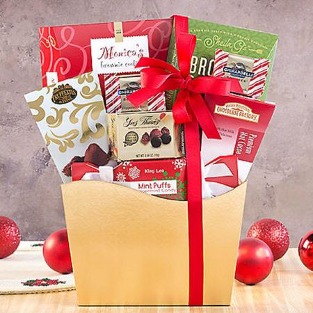 Large Holiday Gift Box