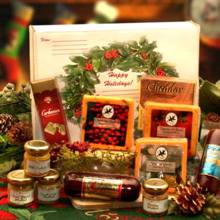 Large Holiday Gift Package
