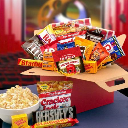 Movie Fan Care Package