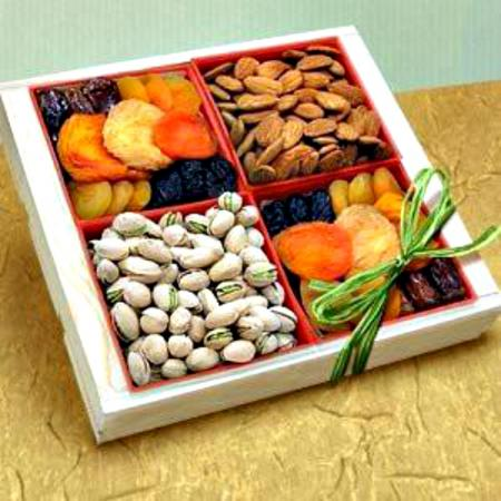 Nut and Fruit Gift Assortment