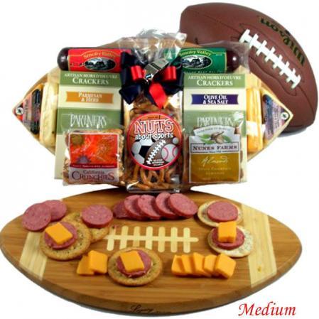 Football Fan Gift Platter