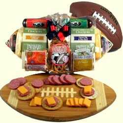 Half Time Snacks Gift Board