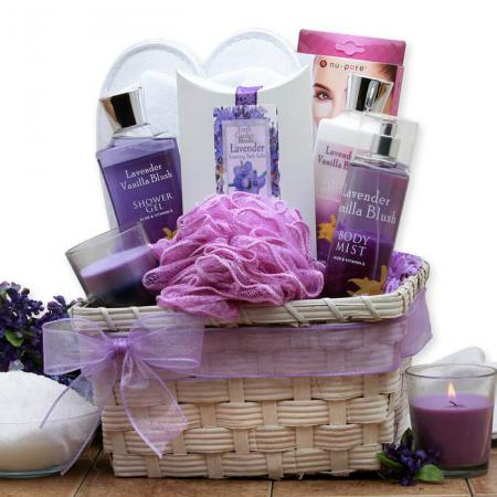 rejuvenating Lavender spa