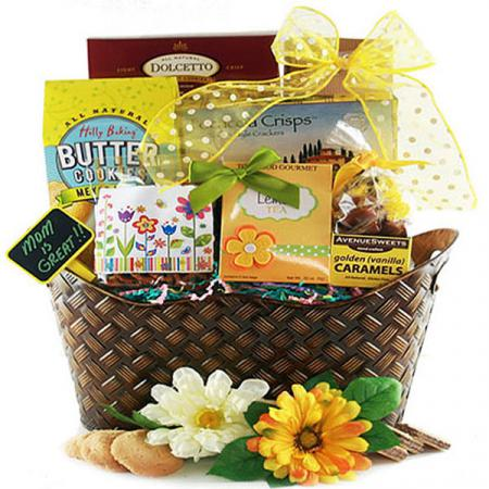 Mothers Day Gourmet Gift Basket