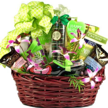 Gift Basket for Mothers Day