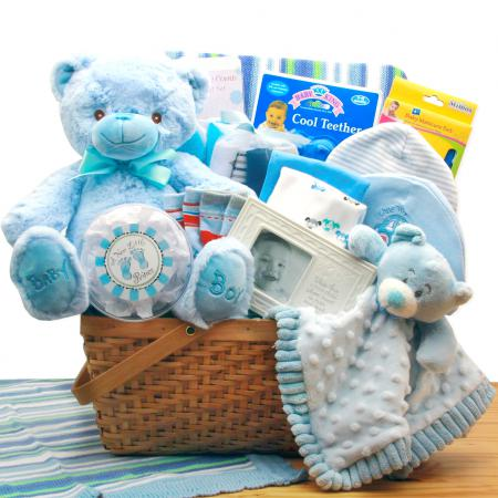 first-teddy-bear-for-baby