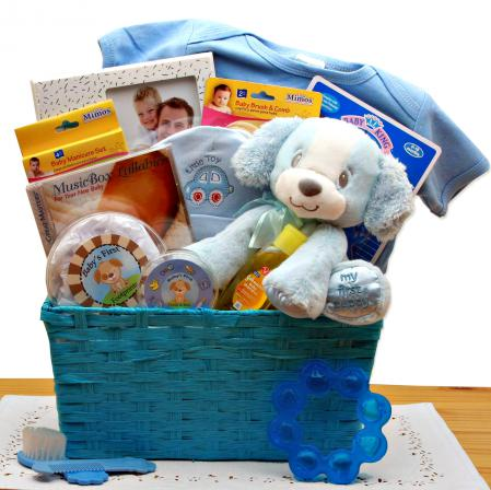 puppy-love-baby-boy-gift-basket