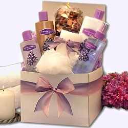 Sweet Pea Spa Care Package