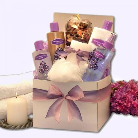 Sweet Pea Relaxation Care Package