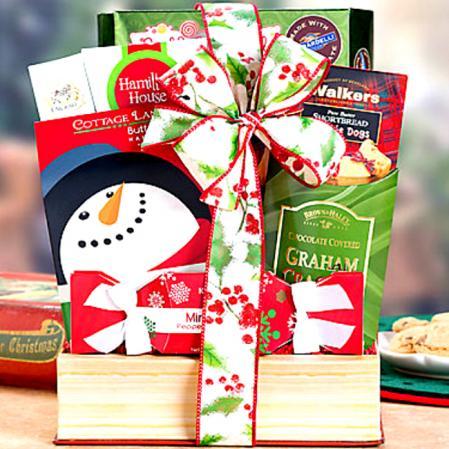 Seasonal splendor gift box