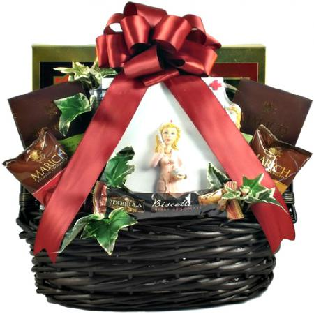 send nurse gift baskets