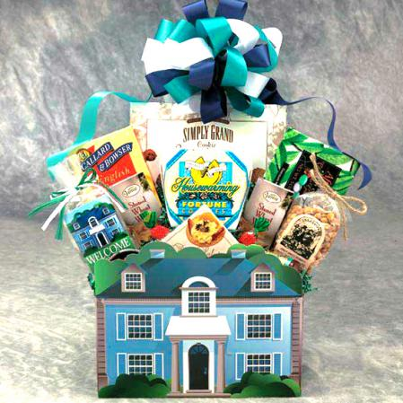 grand new home gift basket