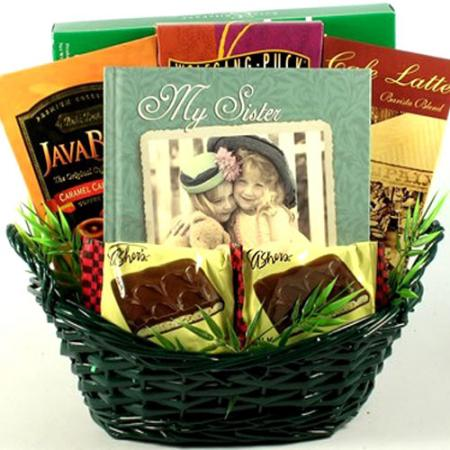 My Sister My Friend Gift Basket