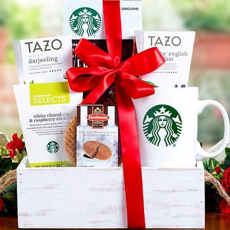 Starbucks Delights Coffee Gift Box