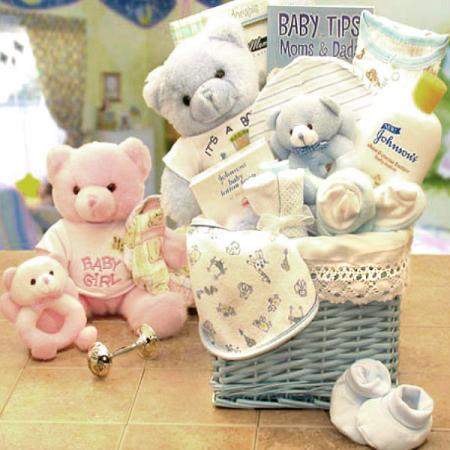 Sweet New Baby Shower Gift Hamper