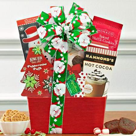 holiday christmas box