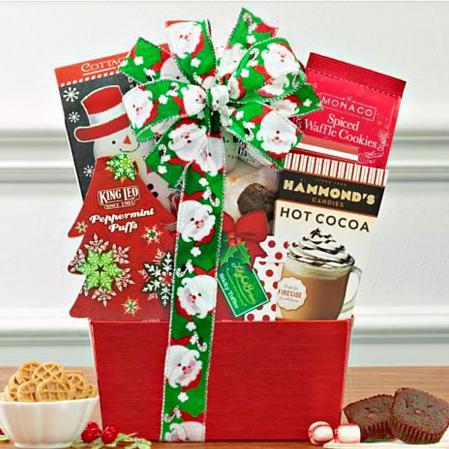 holiday christmas box