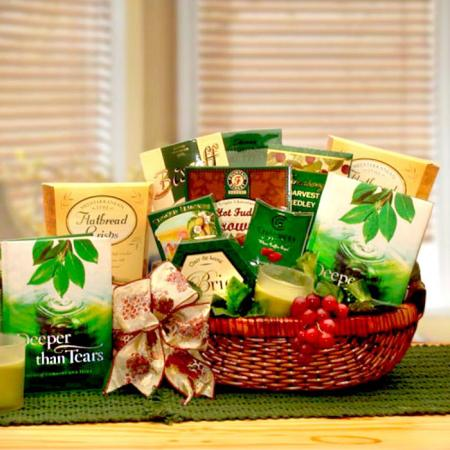 Gift Basket to Express Deepest Sympathy