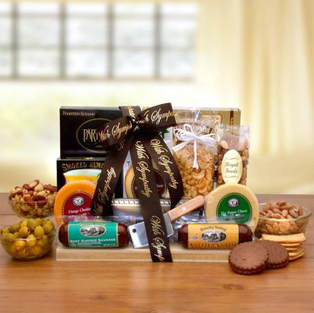 Deepest Sympathy Gourmet Food Gift