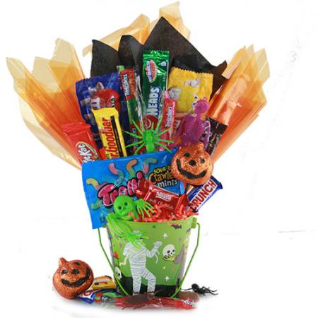 happy halloween gift delivery