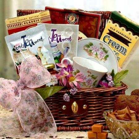 Gourmet Tea Gift Chest