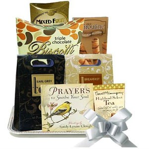 Sympathy Gift with Tea