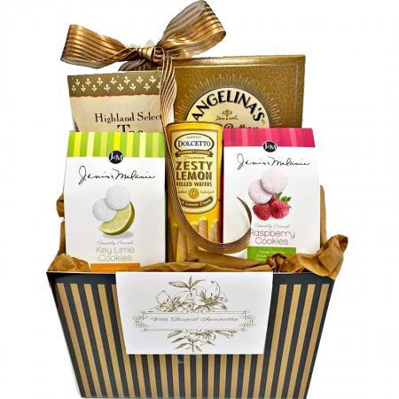 tea sympathy gift for loss