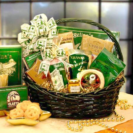 Gift Basket to say Thank You
