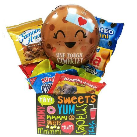tough cookie get well gift